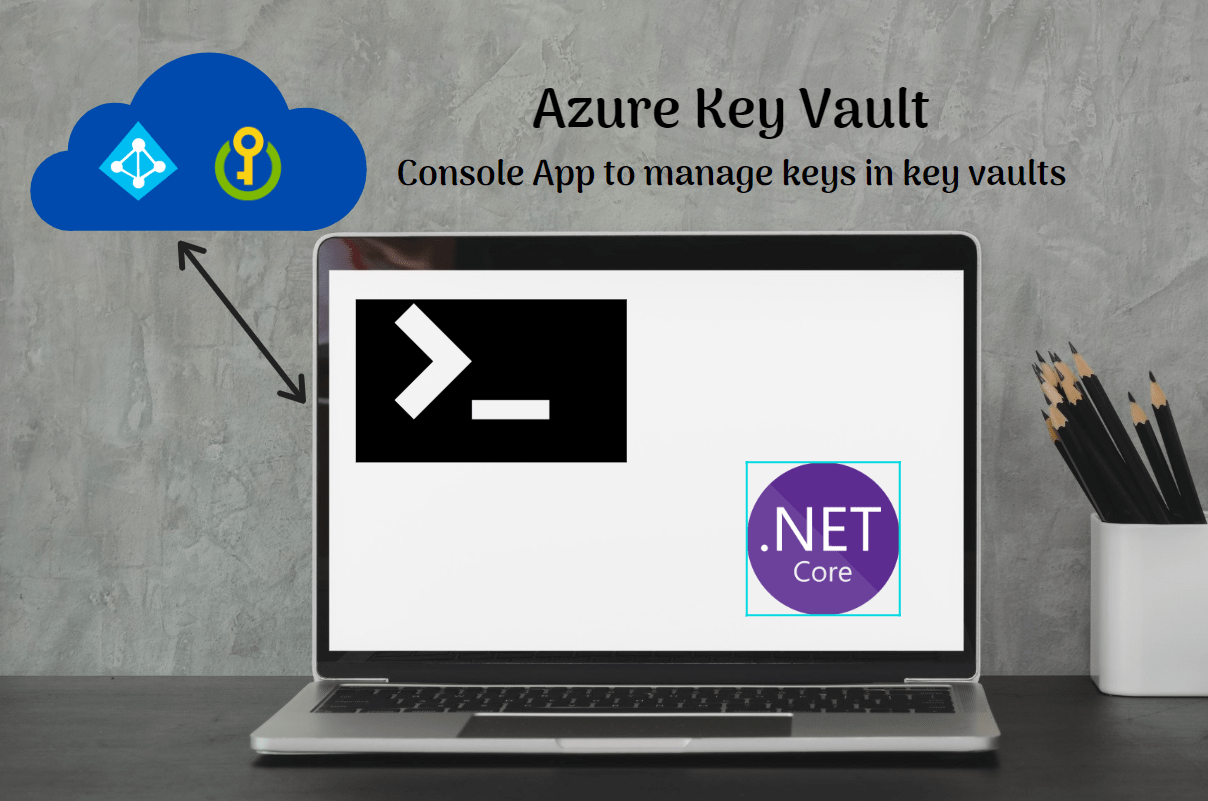 Read more about the article Managing keys in Azure key vault using .NET code