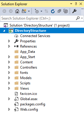 directory-structure