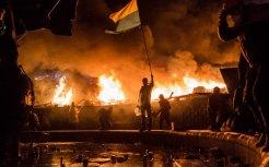 Independence Square, Kyiv, Ukraine