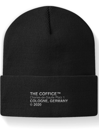Mütze schwarz - Beanie-16