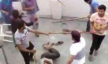 Gurgaon Attack Muslim