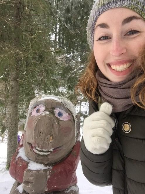 Troll selfies!