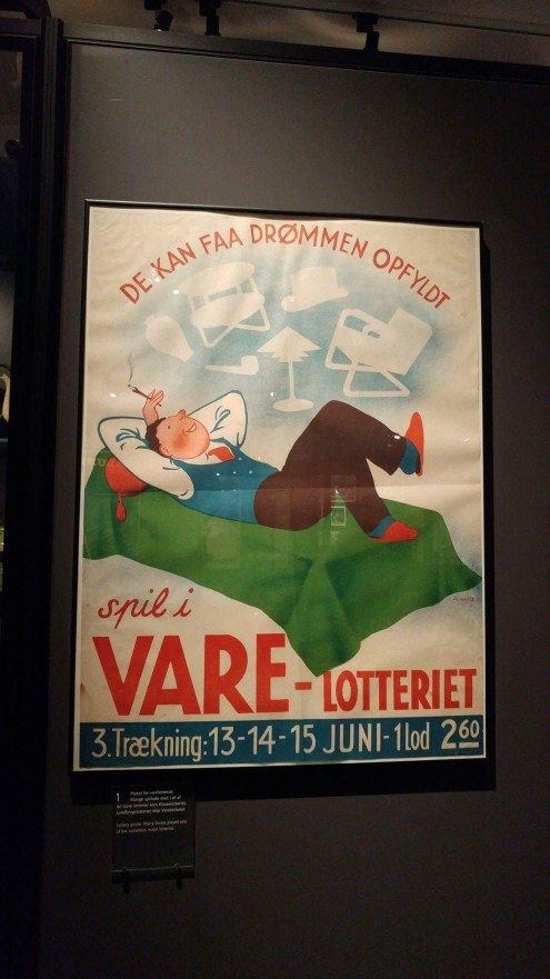 Poster from the National Museum