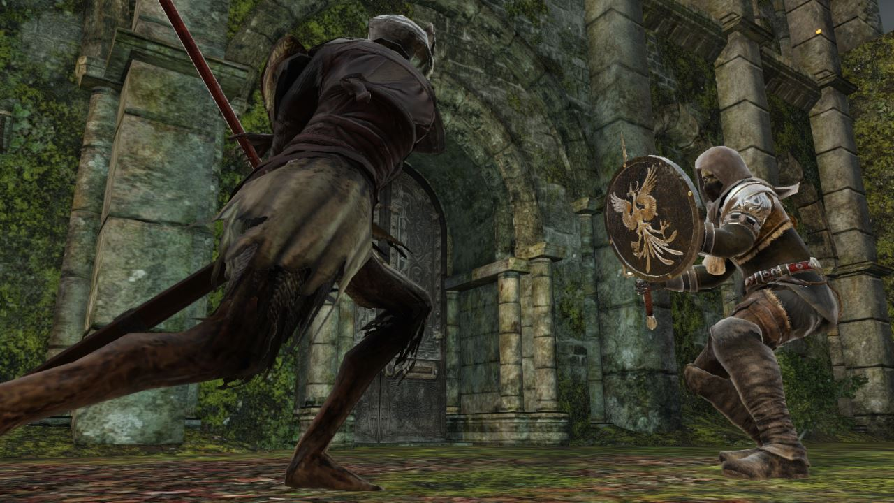 Dark Souls 2 In-Game Community Designed Shields