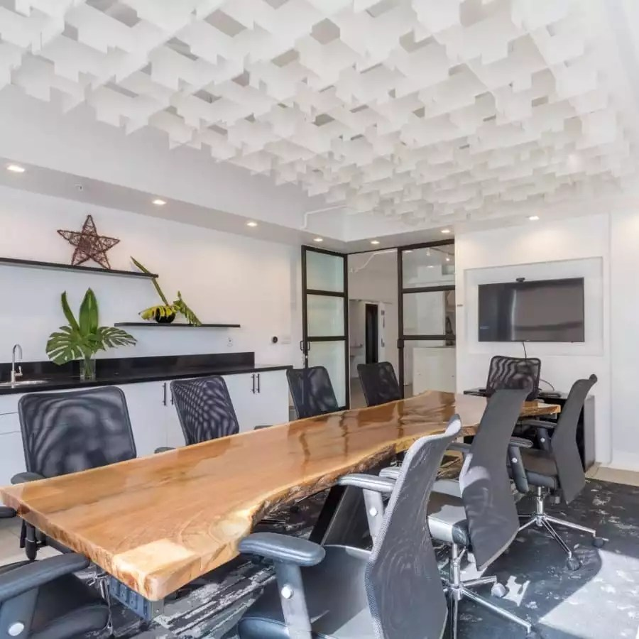 Conference Room in Creative Downtown Office Space - The Collection