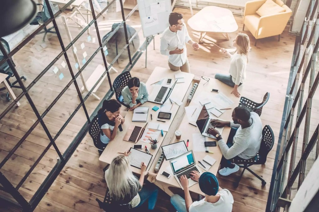 Benefits of Coworking - The Collection