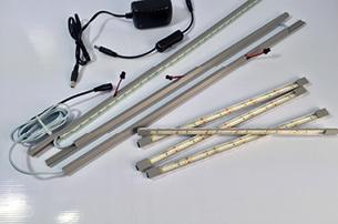 the collection corner led light kits