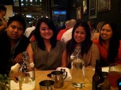 Mo, Ayeh, Honey + Jenn
