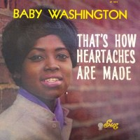 Baby Washington - That's How Heartaches Are Made Original U.S - Sue Mono