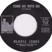 Gloria Jones ‎ Come Go With Me / How Do You Tell An Angel