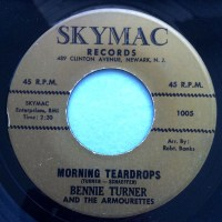 Bennie Turner and The Armourettes – Morning Teardrops / I Want To Know