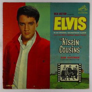 Elvis Presley Kissin' Cousins OST (RCA Victor) ORIGINAL U.S