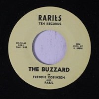 Freddie Robinson And Paul – The Hawk / The Buzzard