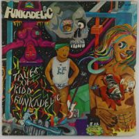 Funkadelic ‎– Tales Of Kidd Funkadelic (Original first press)