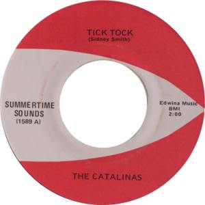 The Catalinas – TIC TOCK-You Haven't The Right