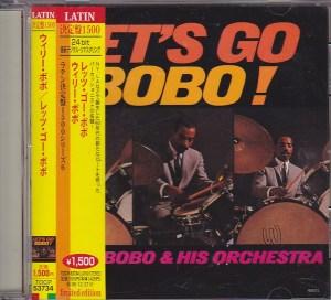 WILLIE BOBO & his ORCHESTRA