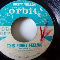 Soul-DUSTY WILSON-Ecoutez-le !