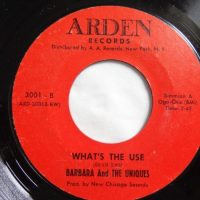 Soul-BARBARA and the Uniques
