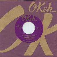 "Major Lance-""Hey Little Girl""OKeh Records"