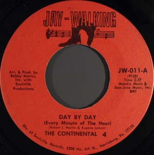 The Continental 4- Day By Day/ What You Gave Up