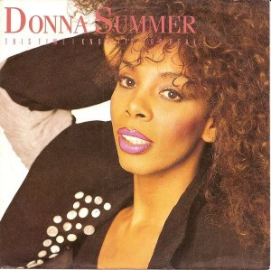 Donna Summer- This Time I Know It's For Real