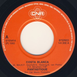 Fantastique- Costa Blanca