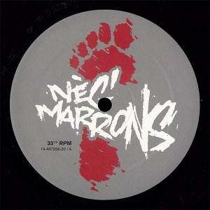 Nèg Marrons- Rue Case Nègres