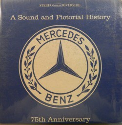 No Artist-A Sound And Pictorial History-Mercedes Benz-75th Anniversary