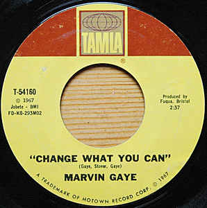 Marvin Gaye – You / Change What You Can