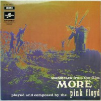 """Pink Floyd- Soundtrack From The Film """"More"""""""