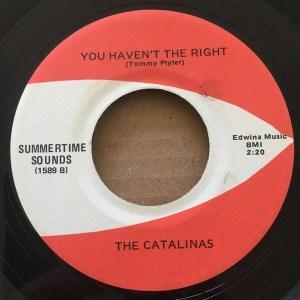 The Catalinas- Tick Tock