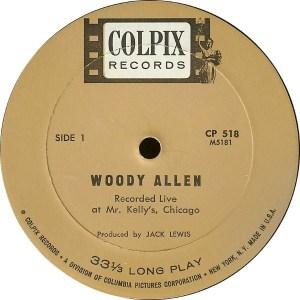 Woody Allen- Woody Allen