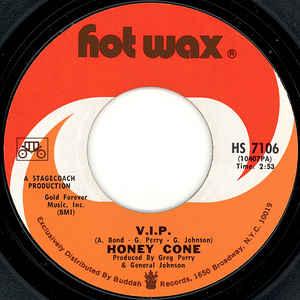 Honey Cone- Stick- Up/ V.I.P