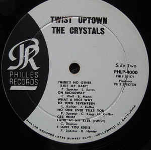 The Crystals- Twist Uptown