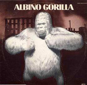 Albino Gorilla-  Detroit 1984