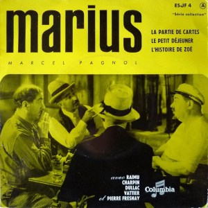 Marcel Pagnol - Marius