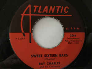 Ray Charles and His Orchestra- Tell The Truth