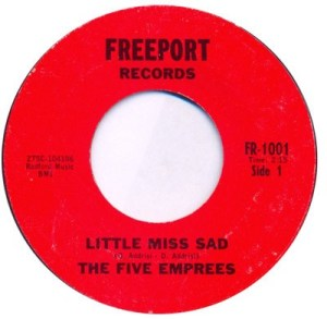 The Five Emprees- Little Miss Sad