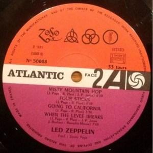 Led Zeppelin- Untitled