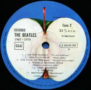 The Beatles- 1967-1970