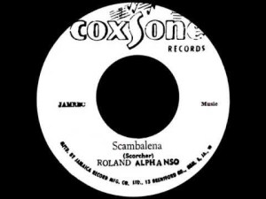 Rolando Alphanso-Rolando Alphanso & The Soul Brothers- Scambalena/ Magic Star