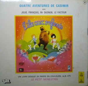 Casimir- Casimir Et Le Concours De Chansons