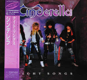 Cinderella- Night Songs