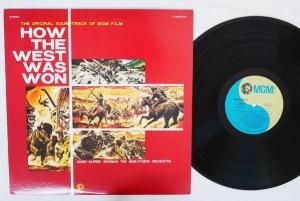 Alfred Newman, Debbie Reynolds, Ken Darby- How The West Was Won, Original Soundtrack
