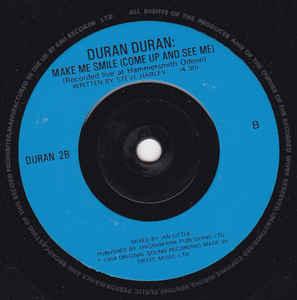 Duran Duran- The Reflex