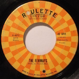 Fenways- Be Careful Little Girl
