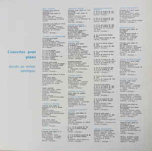 Gershwin- MacDowell/ Edward Downes, London Philarmonic Orchestra, Roberto Szidon- Gershwin: Concerto En Fa Pour Piano- MacDowell: Concerto n°2 En Ré Mineur Pour Piano