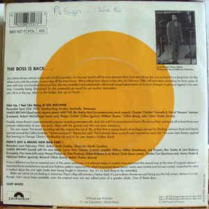 James Brown- Sex Machine/ Papa's Got A Brand New Bag