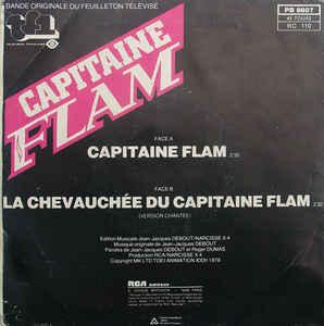 Jean- Jacques Debout- Capitaine Flam