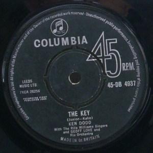 Ken Dodd- The Key